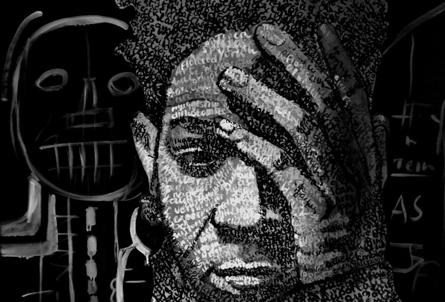 Anna Lopopolo. Jean Michel Basquiat 2